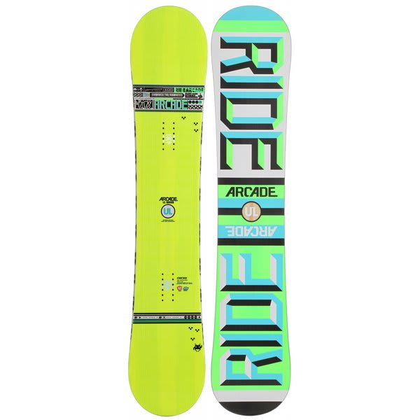 Ride Arcade LE Wide Snowboard