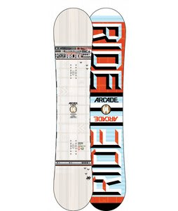 Ride Arcade Wide UL Snowboard 155