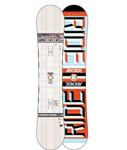 Ride Arcade Wide UL Snowboard 158