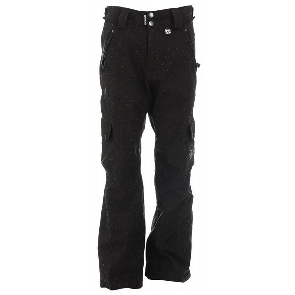 Ride Attica Vented Snowboard Pants