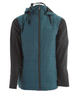 Ride Baker Snowboard Jacket Blue Marine