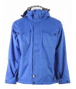 Ride Ballard Insulated Snowboard Jacket Electric Blue