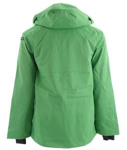 Ride Ballard Insulated Snowboard Jacket Green