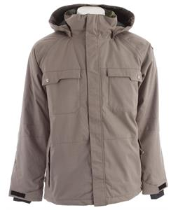 Ride Ballard Insulated Snowboard Jacket Khaki