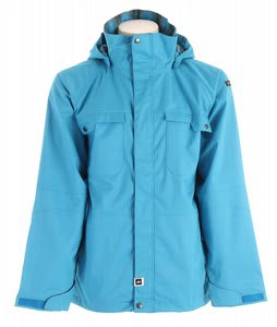 Ride Ballard Snowboard Jacket Bluebird