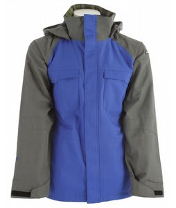 Ride Ballard Snowboard Jacket Bright Indigo