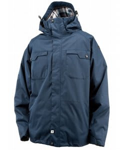 Ride Ballard Snowboard Jacket Dark Peacock
