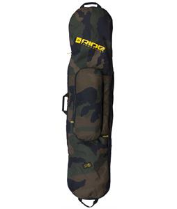 Ride Battery Backpack Snowboard Bag Camo 165cm