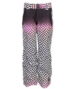 Ride Beacon Insulated Snowboard Pants Promise Prt Violet