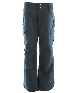 Ride Beacon Snowboard Pants Blue Marine Slub