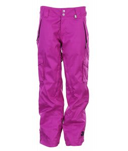 Ride Beacon Insulated Snowboard Pants Violet