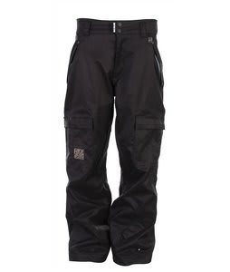 Ride Belltown Snowboard Pants Black