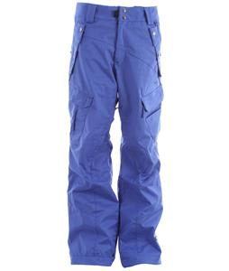 Ride Belltown Snowboard Pants Bright Indigo Twill