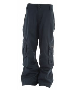 Ride Belltown Snowboard Pants Dark Peacock