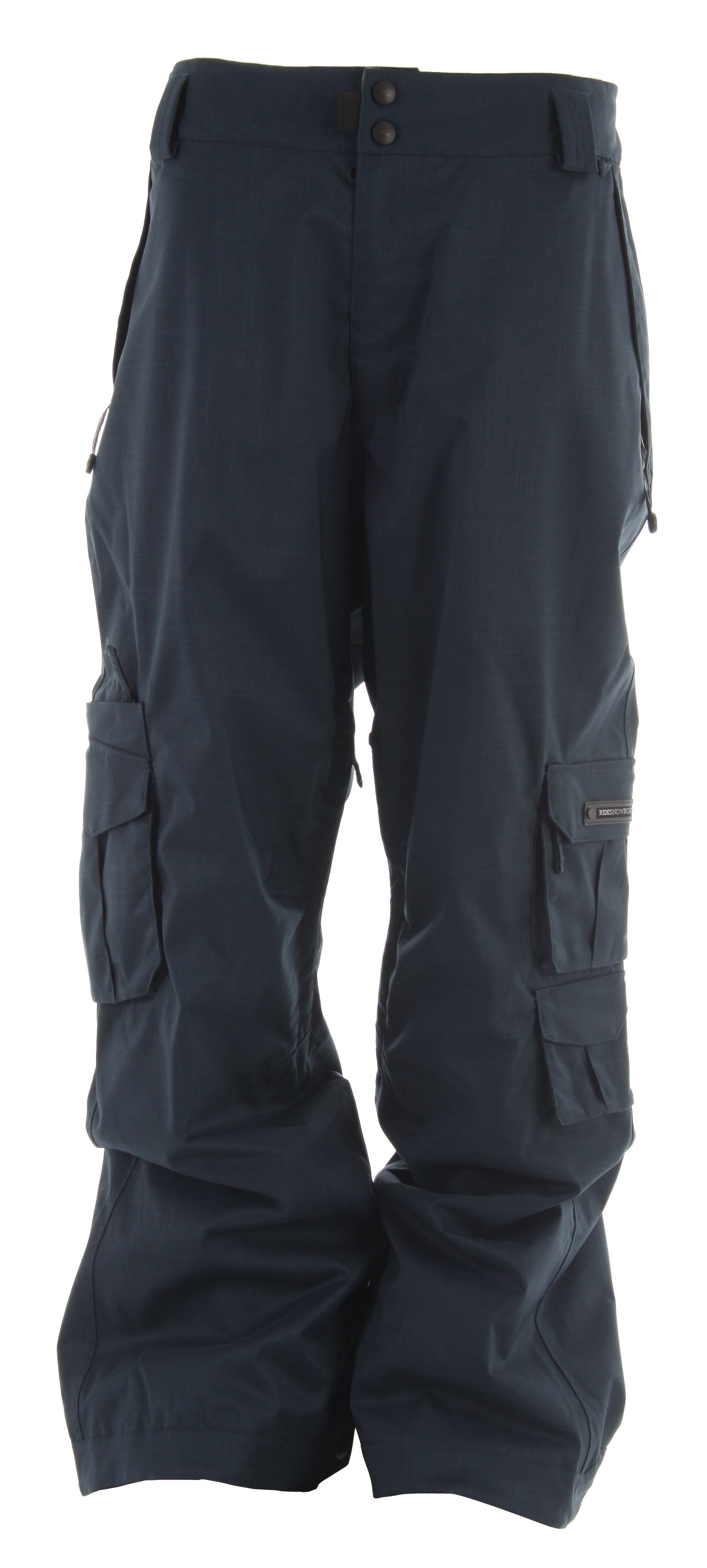 Shop for Ride Belltown Snowboard Pants Dark Peacock - Men's