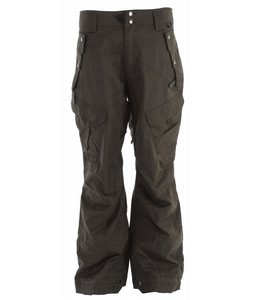 Ride Belltown Snowboard Pants Blackened Forest