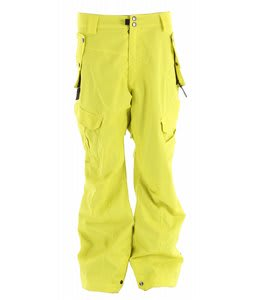 Ride Belltown Snowboard Pants Limeade
