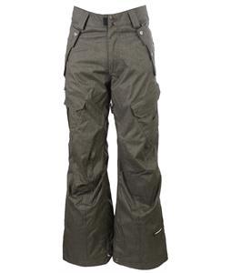 Ride Belltown Snowboard Pants Tank Melange