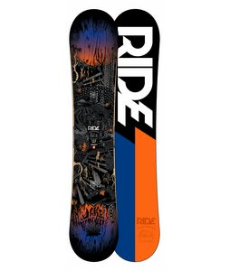 Ride Berzerker Wide Snowboard 159