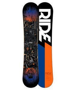 Ride Berzerker Wide Snowboard 162