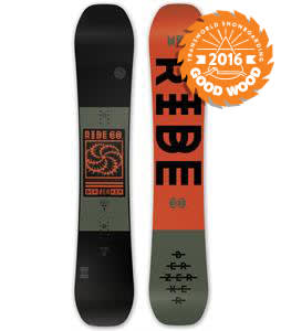 Ride Berzerker Wide Snowboard