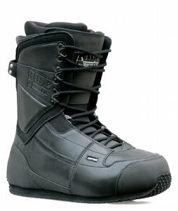 Ride Big Foot Snowboard Boots Black