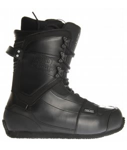 Ride Bigfoot Snowboard Boots Black