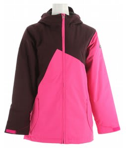 Ride Brighton Snowboard Jacket Vivid Magenta