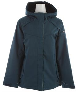 Ride Broadview Snowboard Jacket Blue Marine
