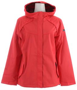 Ride Broadview Snowboard Jacket Strawberry