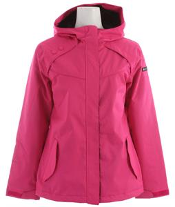 Ride Broadview Snowboard Jacket Vivid Magenta