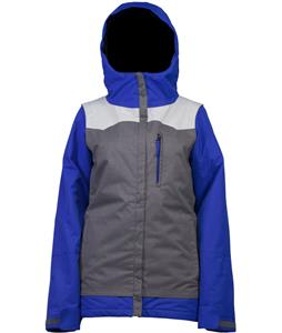 Ride Broadview Snowboard Jacket Gray Storm