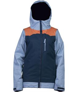 Ride Broadview Snowboard Jacket Twilight Navy