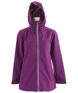 Ride Bryant Snowboard Jacket Dark Violet