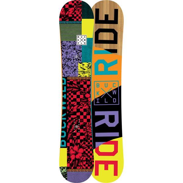 Ride Buck Wild Snowboard
