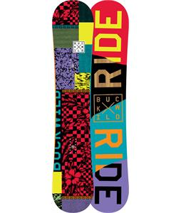 Ride Buck Wild Wide Snowboard 156