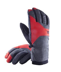 Ride Buckaroo Gloves Black Denim