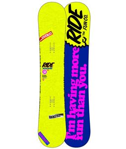 Ride Buckwild Wide Snowboard 156