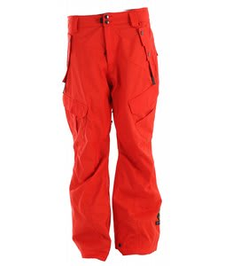 Ride Belltown Snowboard Pants Poppy Red