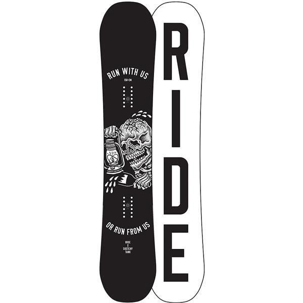 Ride Burnout Snowboard