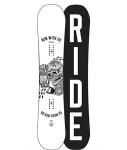 Ride Burnout Wide Snowboard