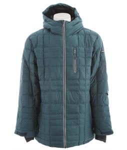 Ride Capitol Snowboard Jacket Blue Marine