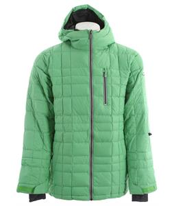 Ride Capitol Snowboard Jacket Green