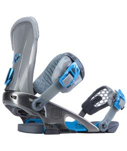 Ride Capo Snowboard Bindings Charcoal