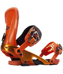 Ride Capo Snowboard Bindings Orange