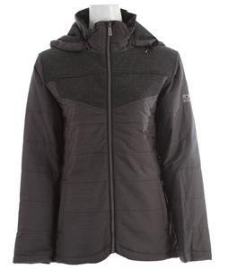 Ride Cascade Snowboard Jacket Black