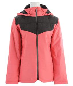 Ride Cascade Snowboard Jacket Strawberry