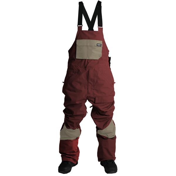 On Sale Ride Central Bib Snowboard Pants up to 40% off