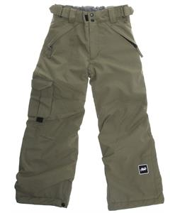 Ride Charger Snowboard Pants Fatigue Olive Twill