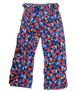 Ride Charger Snowboard Pants Geo Print